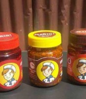Sambal Marin.180 ml