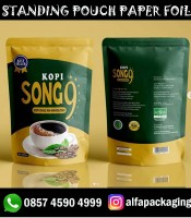 Standing Pouch Songo